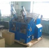 Машина для формування паперових тарілок і піддонів  інстальована в центральній частині України