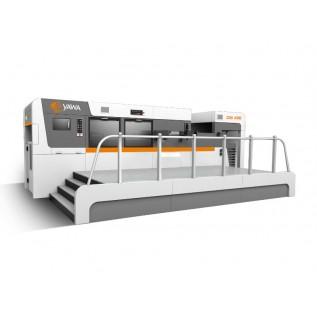 YAWA DS-106 автоматический пресс для высечки (с удалением облоя)