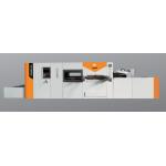 YAWA TD-1650S автоматический пресс для высечки (с удалением облоя)