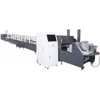 Фальцевально склеивающая линия с контролем качества продукции Dgm Vi1100 Smartfold