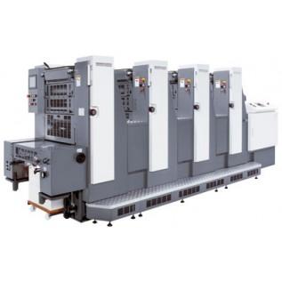 SHINOHARA 52 Low-pile (P)  формату В3. Листові офсетні друкарські машини індустріального класу.