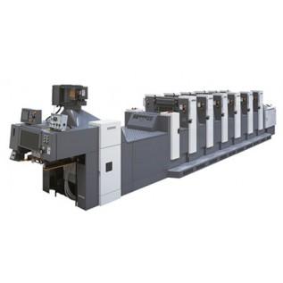 SHINOHARA 52 H-P (P) Листові офсетні друкарські машини індустріального класу формату В3