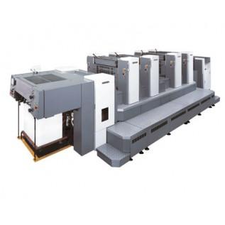 SHINOHARA 66 H-P (P). Листові офсетні друкарські машини індустріального класу  формату А2 (508 x 660 мм).