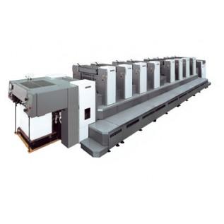 SHINOHARA 75 H-P (P). Листові офсетні друкарські машини індустріального класу формату В2 (520 х 750 мм).