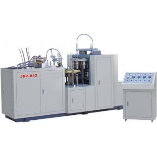 Оборудование по производству одноразовых бумажных стаканов Victoria JBZ-A