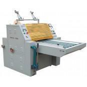 У Харківській друкарні «Рюкзачок» встановлено рулонний ламінатор YDFM 920 - призначений для односторонньої ламінації листової продукції