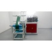 В Сумском государственном университете инсталлирована машина для производства бахил термальный тип