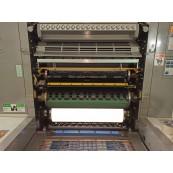 Печатная машина Sakurai Oliver 266 инсталлирована в Национальной академии Государственной пограничной службы Украины имени Богдана Хмельницкого