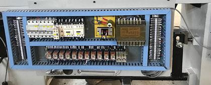 купить бумагорезательную машина Sterling-K130D Бумагорезательная машина купить, бумагорезательная купить со склада в Украине