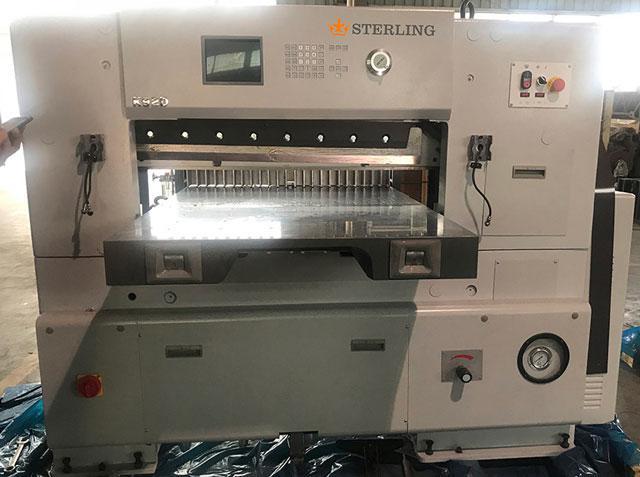 купить бумагорезательную машина Sterling-K130D